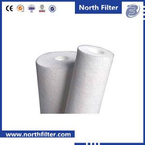 Faire fondre la cartouche de filtre à eau soufflé pour système RO