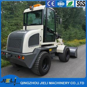 De compacte Gehechtheid van de Lader van de Lader van het Eind van de Tractor VoorZl08 Voor