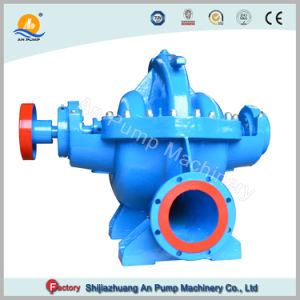 Двойной корпус разделения всасывания центробежный водяной насос