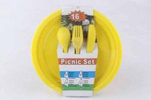 بلاستيكيّة أسطوانة [بلتنيففوركسبوون] أداة مائدة مجموعة