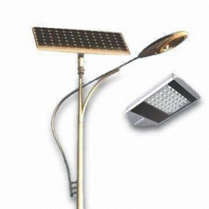 120W LEDの都市照明のための太陽街灯