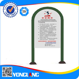 2014 Sale caldo Outdoor Fitness per Outdoor Exercise Use