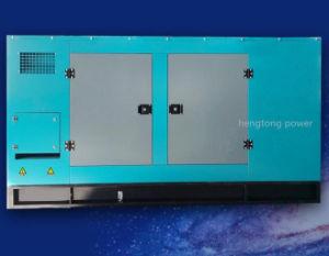 mobiler Schlussteil 300kw mit Kabinendach/leisen Kraftwerk-Generatoren Genset