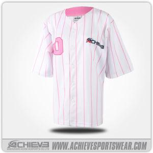 Uniforme calda di baseball di disegno del genio per la squadra