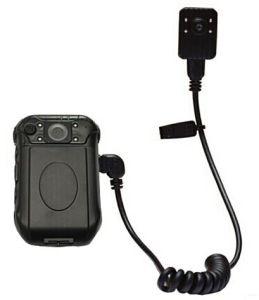 IP56 Waterproof Police DVR Camera mit CMOS Sensor