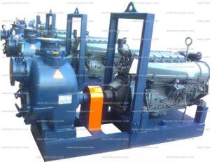 De Pomp van het Water van de dieselmotor (p)