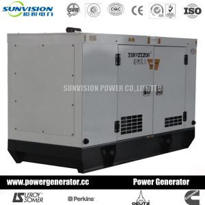 120kw/150kVA geluiddichte Diesel Generator met Originele Dieselmotor Yuchai