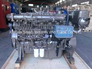 어선 또는 배 또는 배 또는 예인선 420HP-680HP를 위한 중국 바다 디젤 엔진