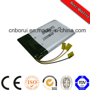 401020 3.7V 55mAh Small Lithium Polymer Rechargeable Battery