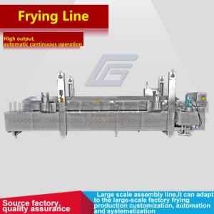 La planta de papitas fritas de inversión más baja que hace la máquina Best Seller en China