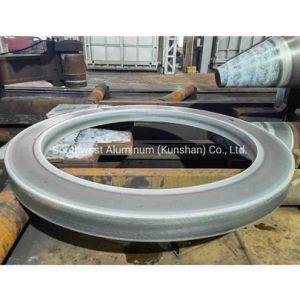 Aros de aleación de aluminio forjado en aluminio forjado Anillos Anillos laminados