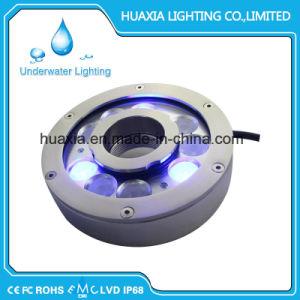 Indicatore luminoso subacqueo della fontana dell'indicatore luminoso del raggruppamento di CC RGB IP68 LED