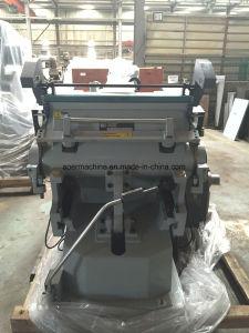 Ml-1100X dobras e morrer máquina de corte