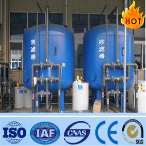 Derivación de lavado automático de filtro de arena poco profunda para tratamiento de agua