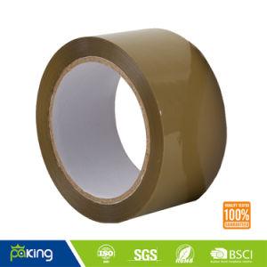 48mm Bruine Verpakkende Band Met geringe geluidssterkte