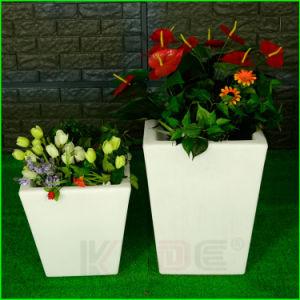 Jardim Vasos plásticos Plantadeiras Jardim Exclusivo