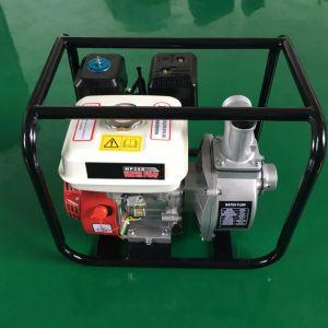 Wp20X Motor de gasolina bomba de agua, motor de 5.5HP Bomba de agua, bomba de agua de 2 pulg.
