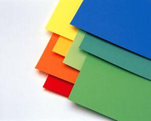 Tinture del documento per il documento della scatola di carta della scheda della carta kraft