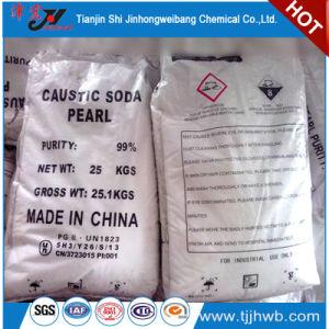 Перла каустической соды окисоводопода натрия 99%