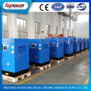 Weifang 28kw silencieux Groupes électrogènes de secours à faible bruit