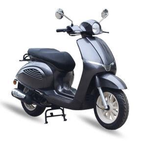 中国のガスのスクーター2の打撃のユーロ4 125cc MotoのモペットモーターEPA 49cc 50cc 150cc EECのオートバイガソリンスクーター