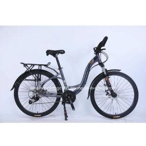2018 Cool 26 polegada 24s bicicletas de cidade de ligas com Butterfly Guiador Sh-CB1812
