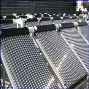 OEM Tube à vide en acier inoxydable collecteur solaire thermique