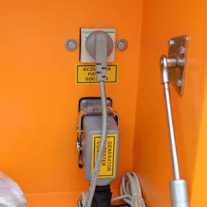 良質の抵抗100kw低電圧AC負荷バンク
