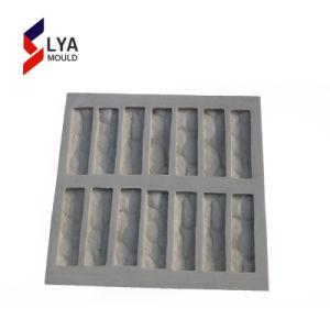 Vorm van de Tegels van de Muur van de Steen van het Cement van het Silicone van het polyurethaan de Concrete