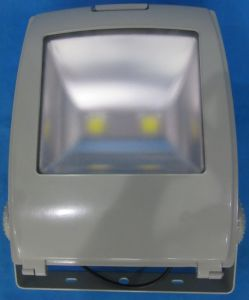 LED Flood Light 100W Black/Grey