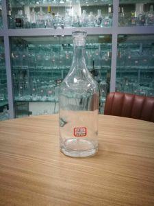 Bottiglia di vetro del vino di modo, bottiglia di vino, bottiglia di vetro 750ml della vodka