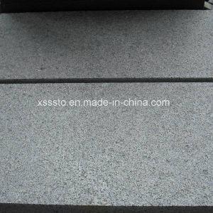床の舗装のための普及した砥石で研がれたG654灰色の花こう岩のタイル