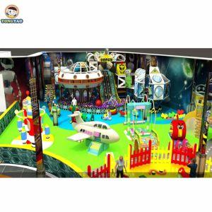 Os preços de equipamentos de playground coberto de plástico, os brinquedos para crianças playground coberto