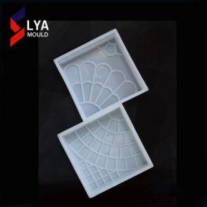 Muffa concreta delle mattonelle del mattone dell'interruttore di sicurezza di plastica di gomma del lastricatore