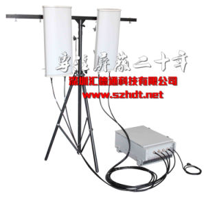 Высокая мощность 600 Вт открытый перепускной сигнала сотового телефона