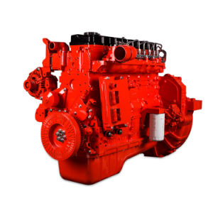 De gloednieuwe Dieselmotor Qsb6.7-C260 van de Machines van de Bouw van de Waterkoeling Cummins