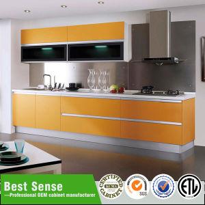 China Luz amarilla de Muebles de Cocina Integral – Comprar ...