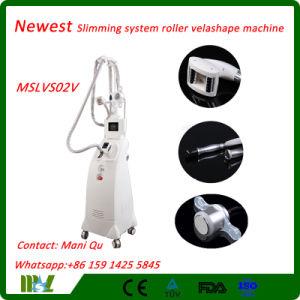 El equipo perfecto más nuevo de la belleza de la máquina de Velashape del rodillo del sistema que adelgaza