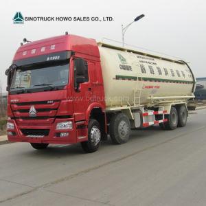 6X4 para Serviço Pesado HOWO Sinotruk caminhão tanque petroleiro de cimento