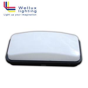屋外IP65 20W楕円形の壁に取り付けられた防水LEDの隔壁ライト