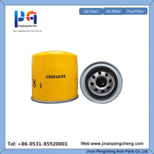 車の給油システムのための581/18063 58118063回で油圧石油フィルター
