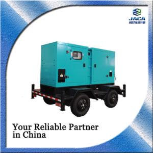 60kw/75kVA Weifang alimenté par générateur diesel de type silencieux du moteur
