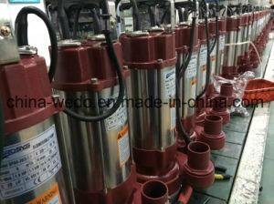 Versenkbare Wasser-Pumpe des Edelstahl-SPA4-82/7-3
