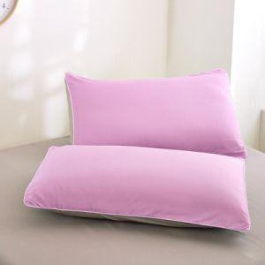 固体明白なカラーポリエステルファブリック寝室セットの寝具