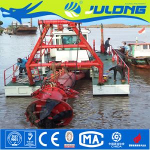 Draga di aspirazione della taglierina di Julong (3500m3/hr) da vendere