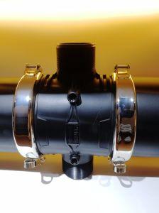 H schreiben Bdf100h manuelles Berieselung-Wasser-Platten-Filtration-Gerät
