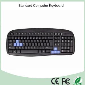 Tastiera di calcolatore collegata di vendita superiore del USB del Amazon e mouse ottico combinati (KB-C13)