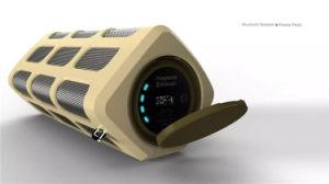 7000mAh alto-falante Bluetooth sem fio portátil universal Banco de Potência