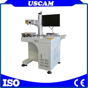 Marcador de fibra de CNC Máquina para placas de marcas