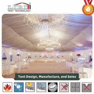 Tende di cerimonia nuziale di Seater del classico 600 per la festa nuziale di lusso